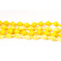 Yellow helmikaulakoru