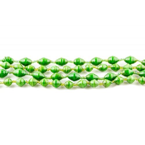 Green helmikaulakoru