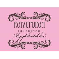 Koivupuron ruusuinen pyykkietikka