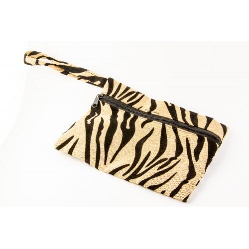 Zebra pussukka