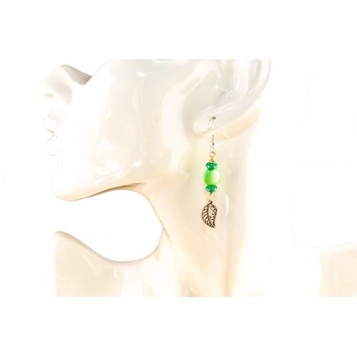 Green Leaf korvakorut