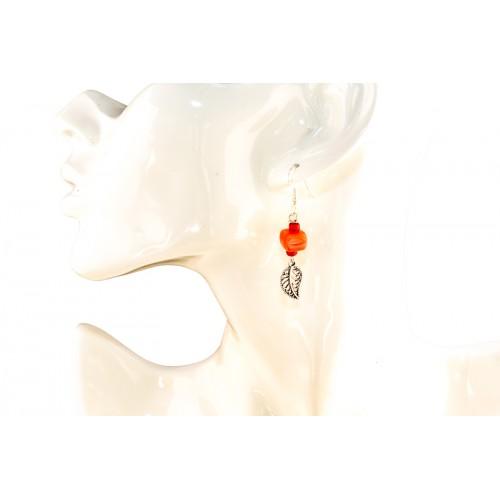Red Leaf korvakorut