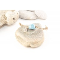 Boho-rannekoru Turquoise